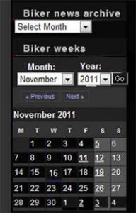 aktivitetskalender
