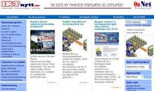 Webdesign fra OnNet