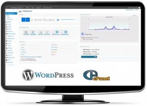 Oppdater WordPress