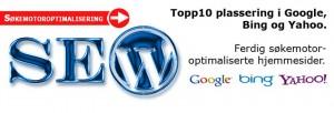Hjemmesidepakken WebOnNet - nye hjemmesider utviklet i WordPress