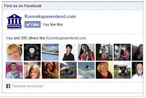 facebook-integrasjon
