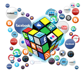 sosiale-medier