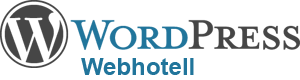 wordpress webhotell